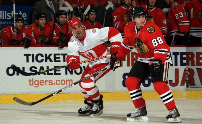 Chris Chelios One Of The Legends Of Ice Hockey Ellines