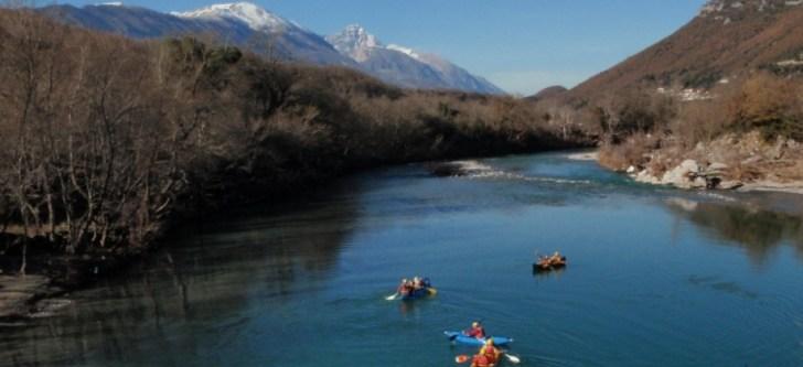 Τα 10 καλύτερα μέρη για ράφτινγκ στην Ελλάδα