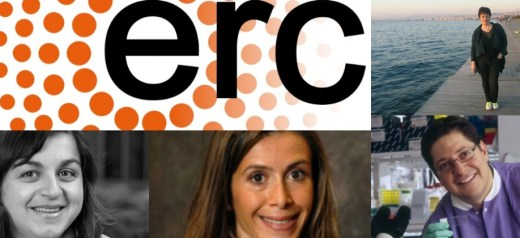 4 Greek scientists awarded by the European Research Council