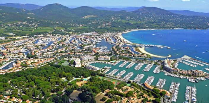 Port Grimaud Beach – France
