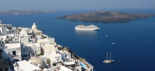 2 ελληνικά νησιά ανάμεσα στα καλύτερα νησιά της Μεσογείου για κρουαζιέρες