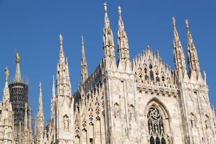 Milan Cathedral Milan, Italy