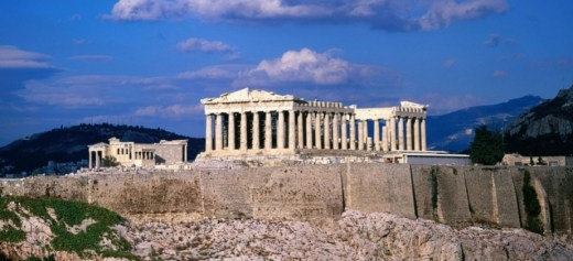 Top 10 tourist attractions in Greece