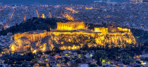 Greek city in the top 5 best travel destinations for 2017
