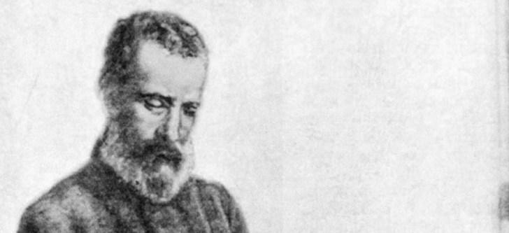 Ο πατέρας της ελληνικής λογοτεχνίας