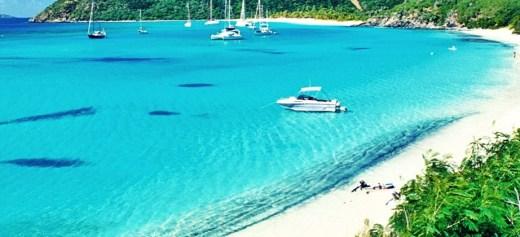 2 ελληνικά νησιά στη λίστα με τις πιο χαλαρωτικές παραλίες