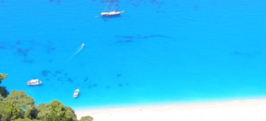 Ελληνική παραλία έχει τα πιο γαλάζια νερά στον κόσμο