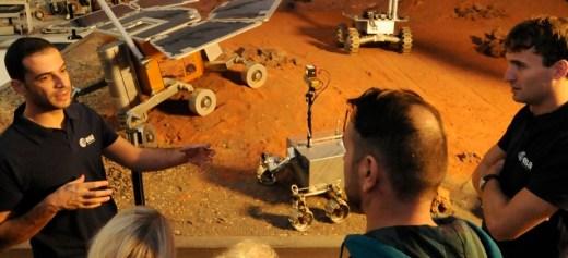 Μηχανικός του συστήματος κίνησης του ρομποτικού οχήματος ExoMars