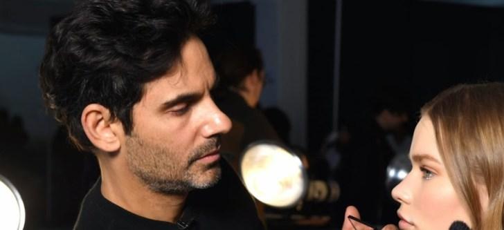 The make-up artist of celebrities