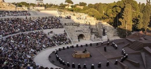 Μια ελληνική θεατρική ομάδα στο φεστιβάλ Αρχαίου Δράματος Νέων στη Σικελία