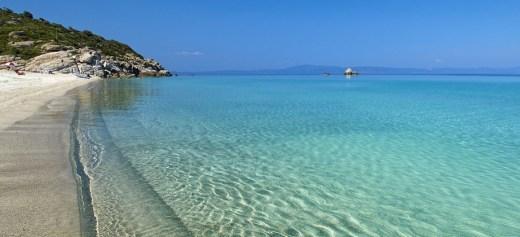 7 λόγοι για να επισκεφθείτε τη Χαλκιδική