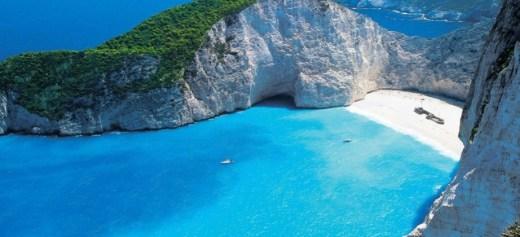 Το Ναυάγιο στις 10 κορυφαίες παραλίες για βόλτα με σκάφος