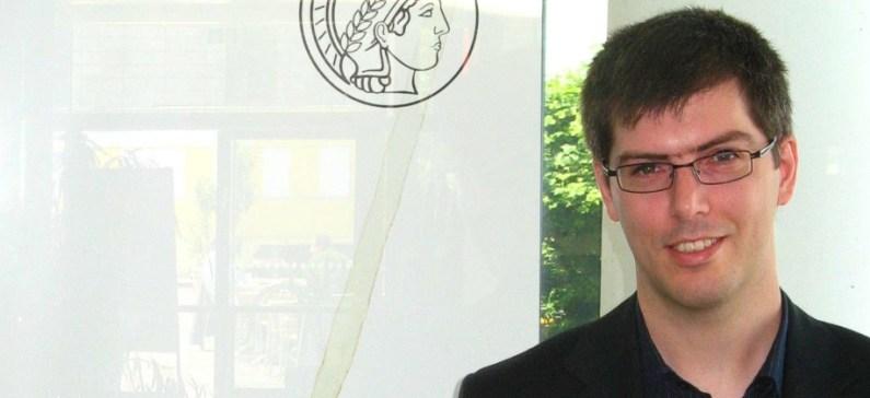 Ερευνητής στο Ινστιτούτο Max Planck