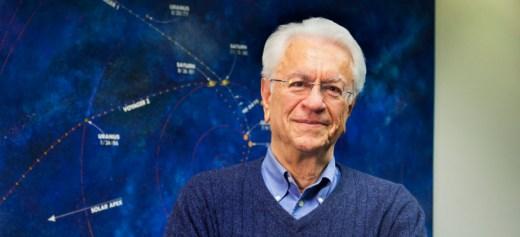 Νέα διεθνής διάκριση για τον Σταμάτη Κριμιζή από τη Διεθνή Ακαδημία Αστροναυτικής