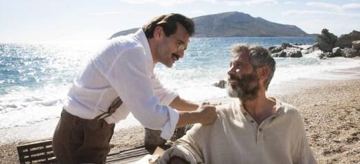 "Smaragdis' ""Kazantzakis"" impressed at the premiere"
