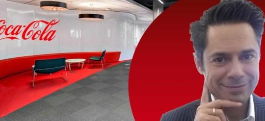 A Greek BU Content Manager at Coca-Cola