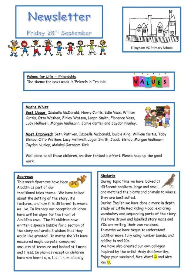 thumbnail of Newsletter 28.09.18