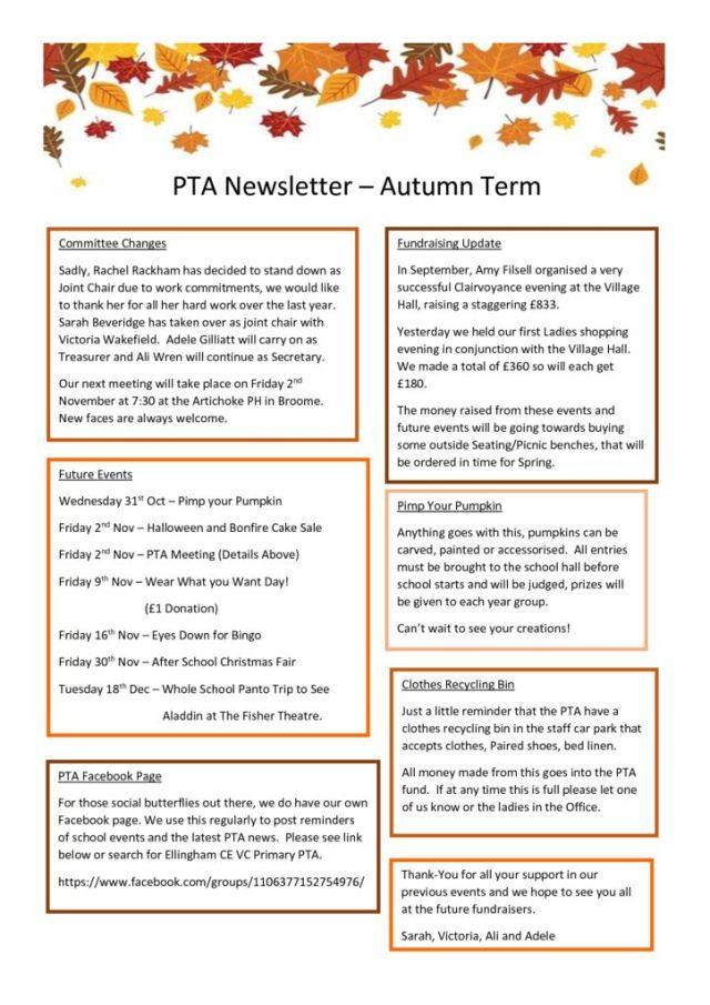 thumbnail of Autumn Letter