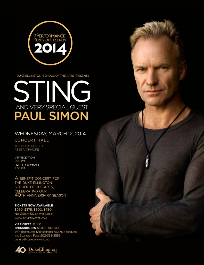 7th Annual Performance Series of Legends Sting and Very