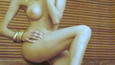 Στέλλα Δημητρίου ολόγυμνη στο Playboy