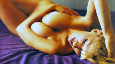 Μαίρη Σκόρδου ολόγυμνη Playboy