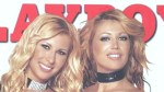 Playboy μοντέλο σε ιδιωτικές φωτογραφίες