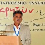 Ο Ευρωβουλευτής Σπύρος Δανέλης