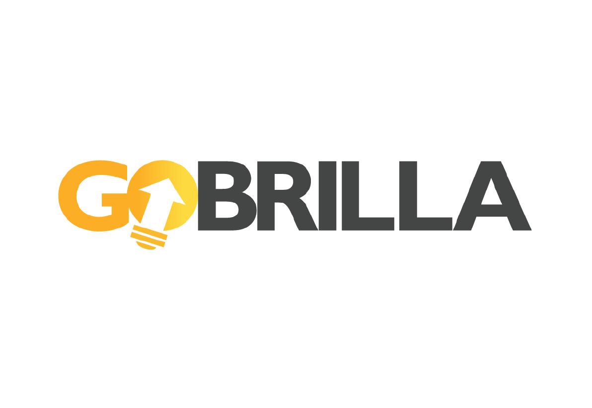 Logotyp för Gobrilla