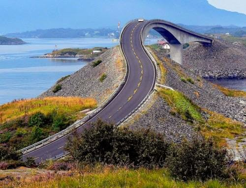 The Drunk Bridge, Norway