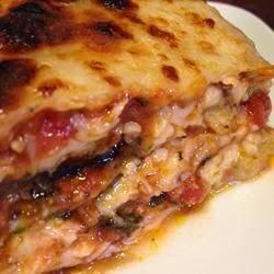 Fruits And Vegetables – Jewish Eggplant Lasagna