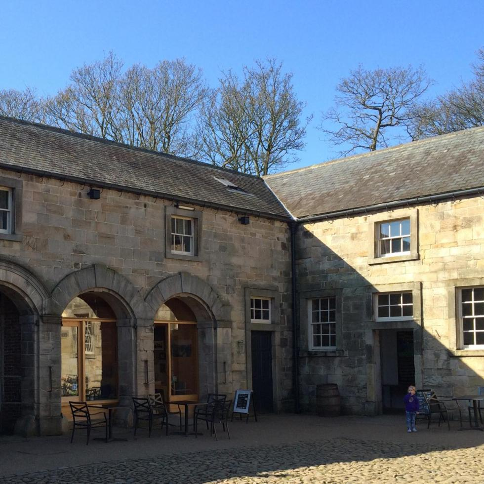 Gibside Estate Cafe