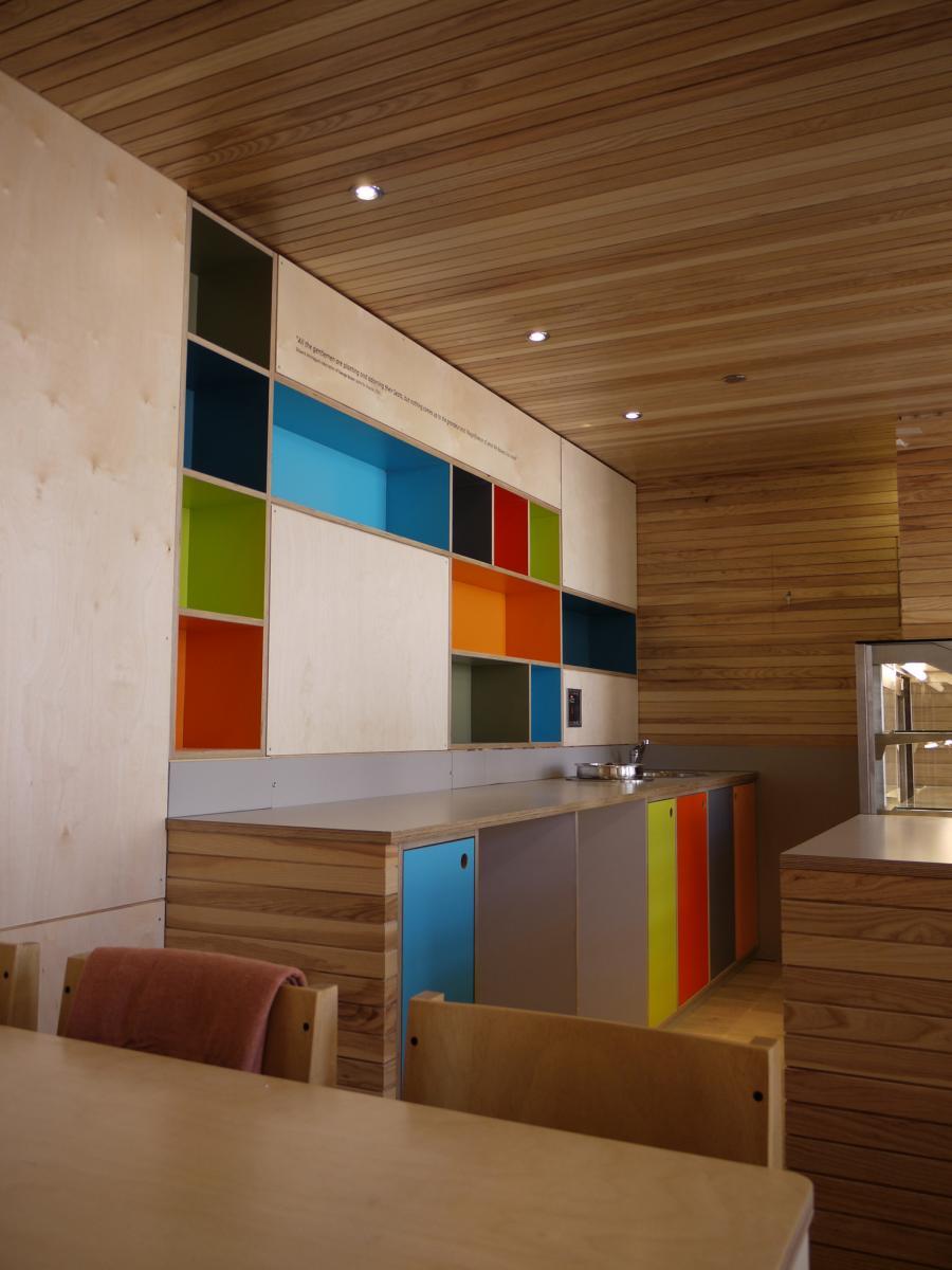 Gibside Cafe 7