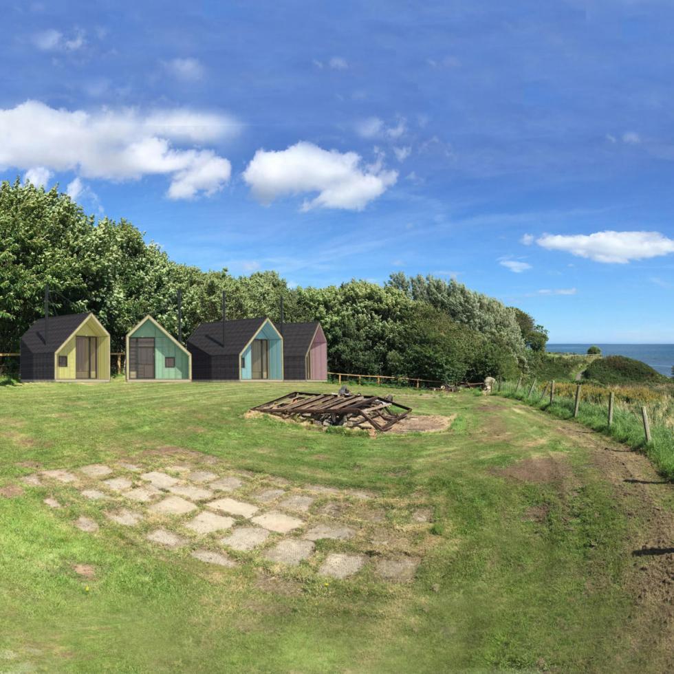 Shoreside Huts