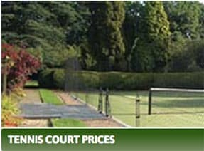 Link to tennis court prices page