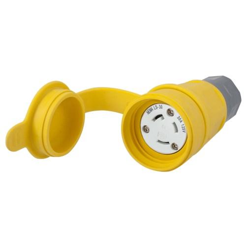 small resolution of hbl29w47 hubbell wiring device kellems conn nema l5 30r 30a 125v yl nema 5 30r wiring diagram nema l5 30 wiring