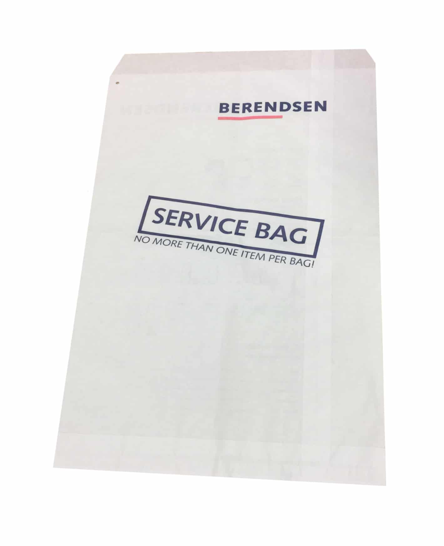 flat paper bag made from kraft paper in either white or brown. kraft bags can be printed with your design. Bespoke sizes of counter bags available.