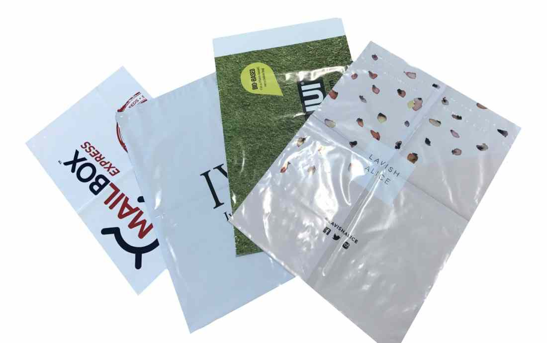 click and collect bags printed plastic post bags Mailing bags postal bags postal packaging printed post bags click and collect bags