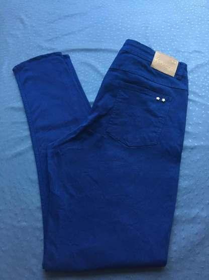 Marineblauwe broek K-Design