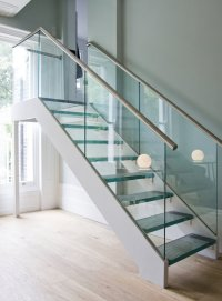 Glass Stairs & Balustrades | Ellipsis