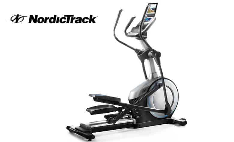 Review of NordicTrack E 7.0 Z Elliptical Trainer
