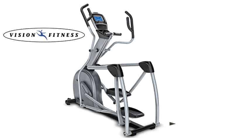 Review of Vision Fitness S7100 Deluxe
