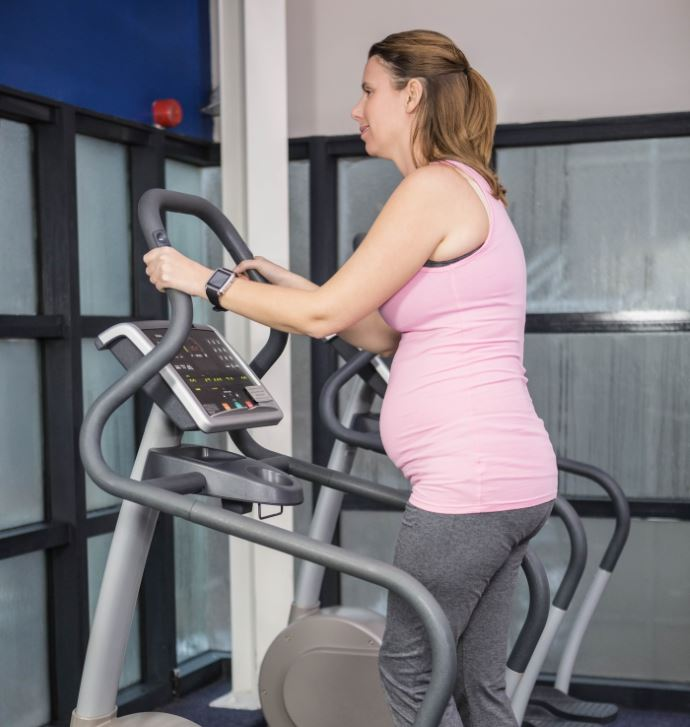 Should You Workout on the Elliptical While Pregnant?