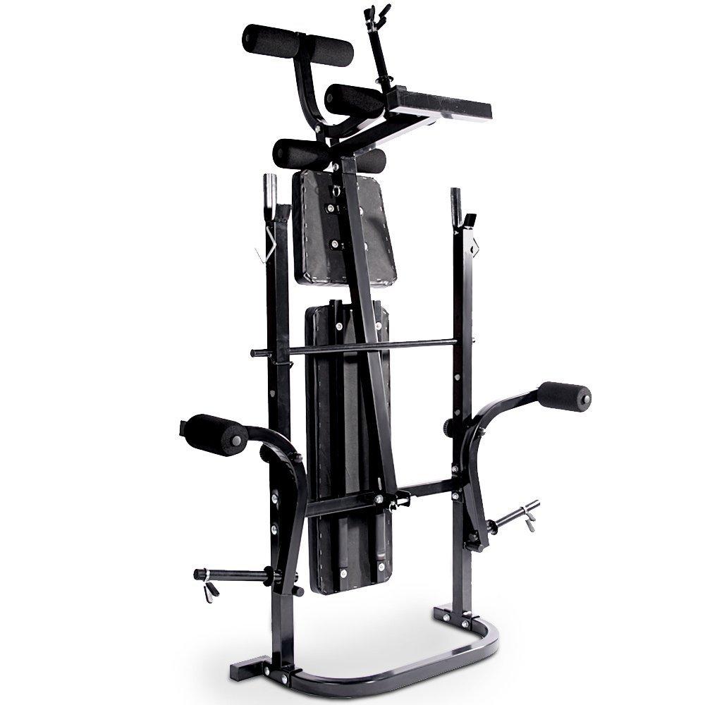 Le Banc De Musculation Pliable Elliptiforme
