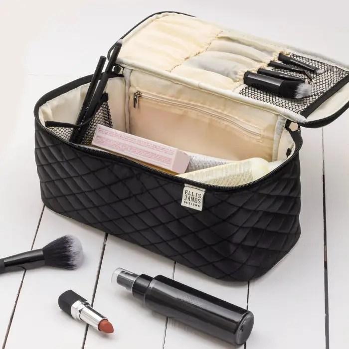 Black Large Cosmetic Organizer