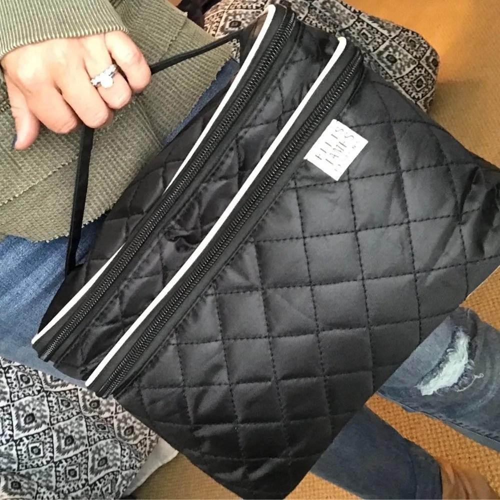 Sally - Ellis James Designs Babes Tall Cosmetic Bag