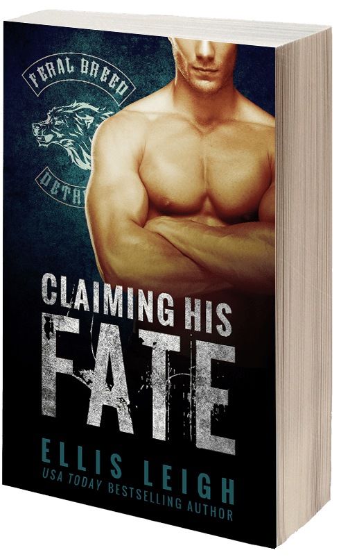 Claiming His Fate cover