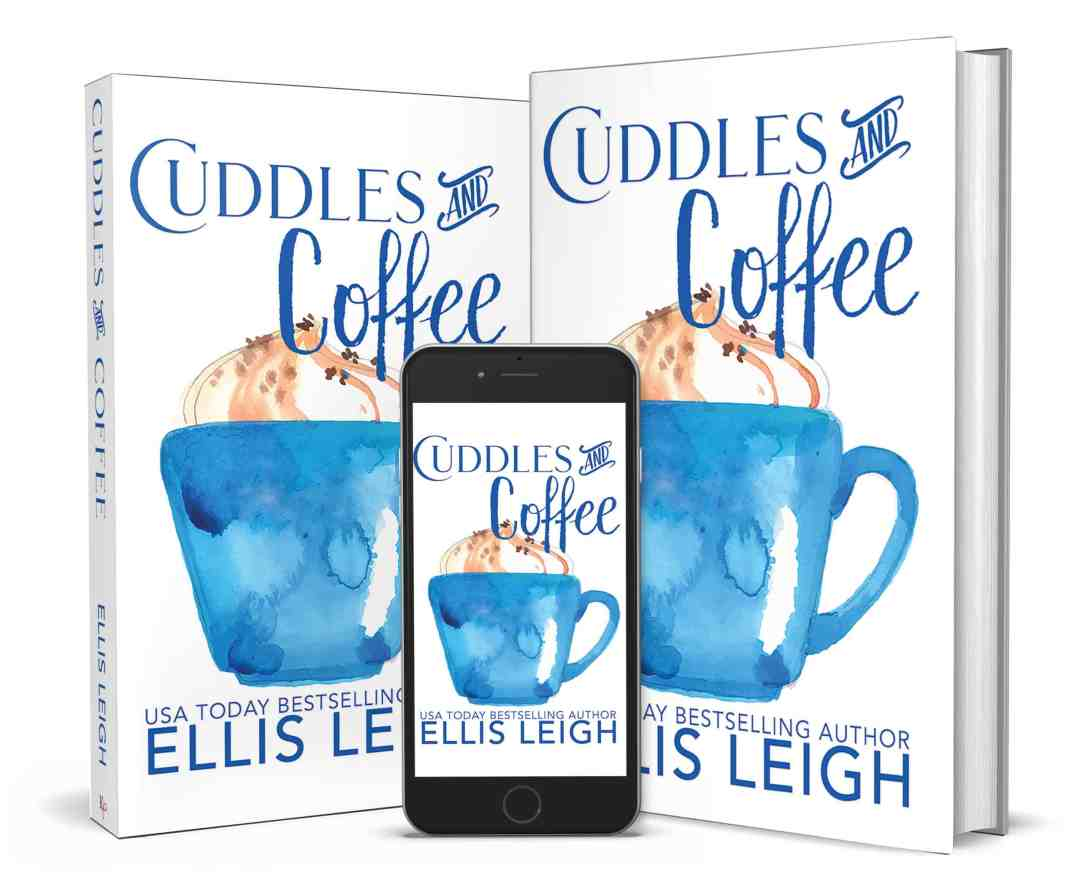 Cuddles & Coffee as paperback, hardcover, and ebook