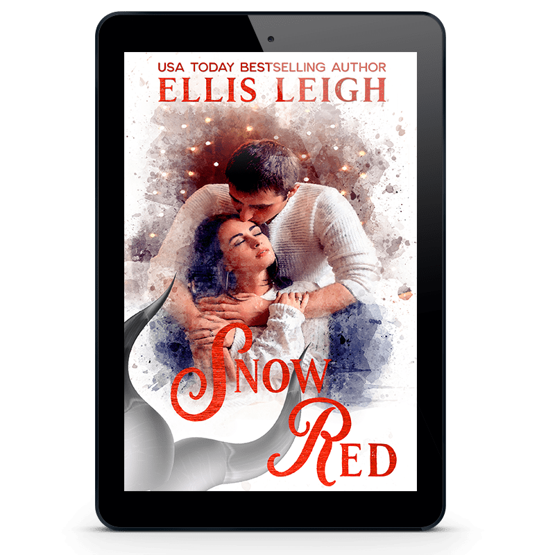 Snow Red cover in eReader