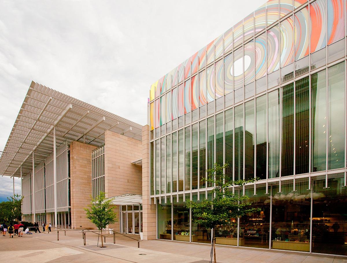Chicago Art Institute Modern