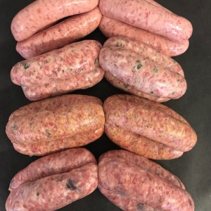 (24) Mixed Sausage Pack